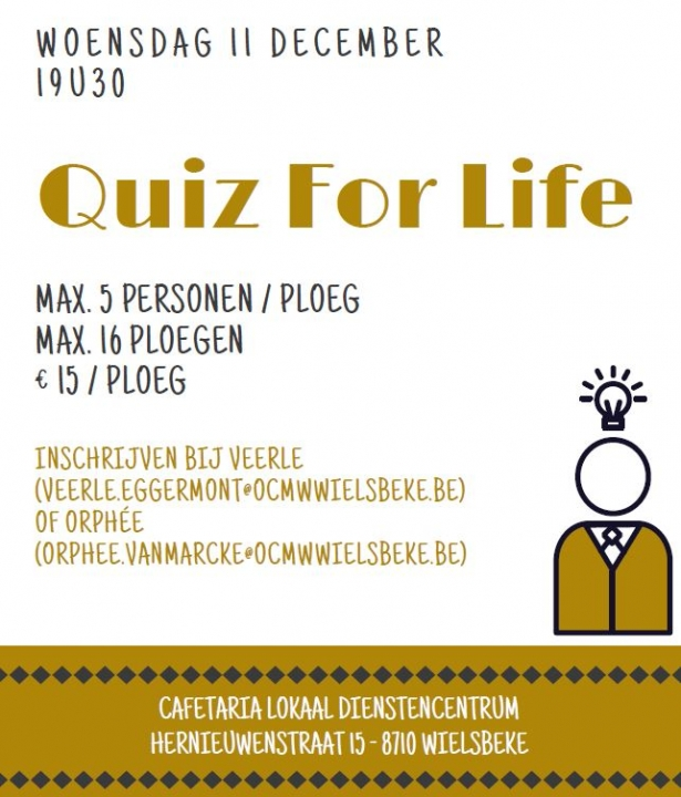 Quiz For Life